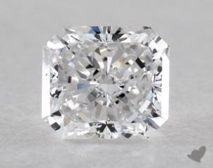 radiant0.90 Carat DSI1