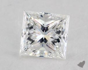 princess1.04 Carat DVS2