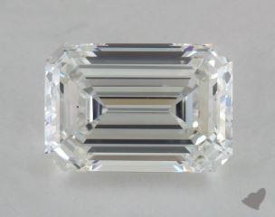 emerald1.50 Carat EVS1