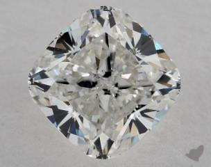 cushion1.51 Carat HSI1