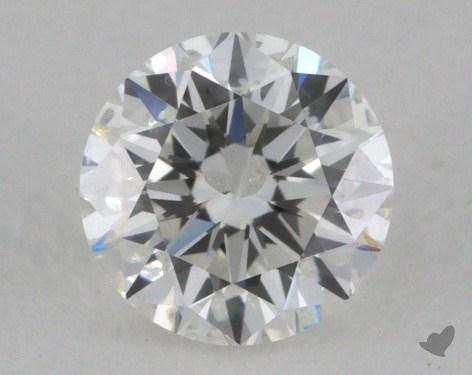<b>0.41</b> Carat G-I1 Good Cut Round Diamond
