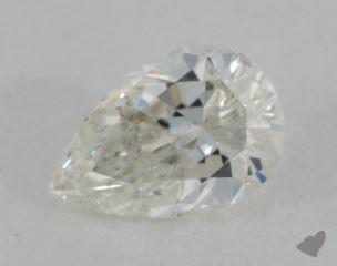 pear1.02 Carat JI1