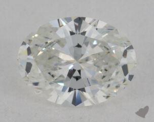 oval1.03 Carat GVS2