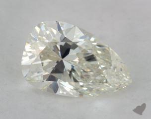 pear1.36 Carat KVS1