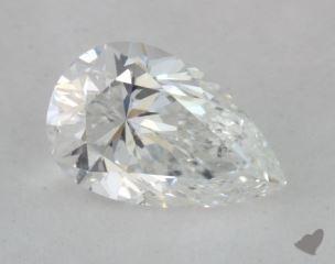 pear0.51 Carat EI1