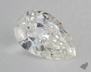 pear1.03 Carat HSI1