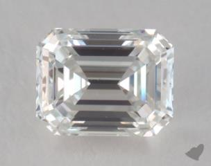 emerald0.73 Carat GVS1
