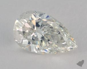 pear0.99 Carat JSI2
