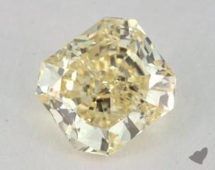 radiant1.91 Carat  yellowVS1
