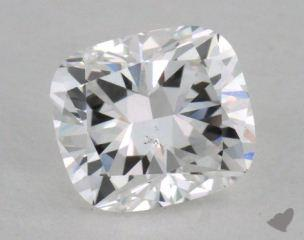 cushion0.55 Carat DVS2