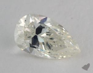pear0.66 Carat KVS2