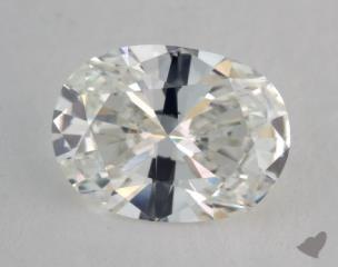 oval0.89 Carat GVS2
