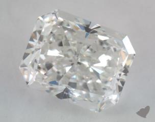 radiant2.40 Carat HVS2