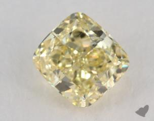 cushion2.02 Carat fancy yellowVVS2