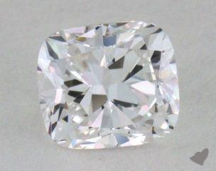 cushion0.60 Carat DVS1