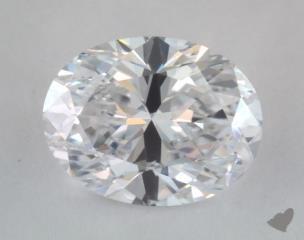 oval1.15 Carat DVS1