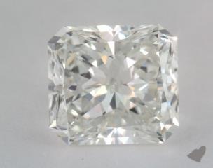 radiant1.50 Carat HVS2