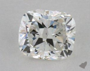 cushion0.52 Carat GVS2