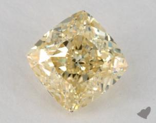 cushion1.21 Carat fancy yellowVVS2