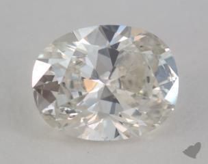 oval0.71 Carat JI1