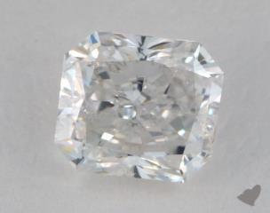 radiant0.78 Carat GI1