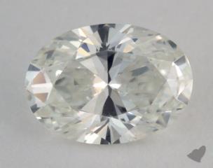 oval1.08 Carat HVS1