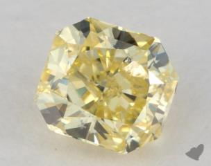 radiant0.95 Carat  yellowVS1