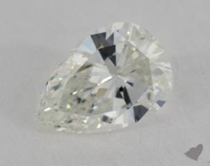 pear0.71 Carat HVS1