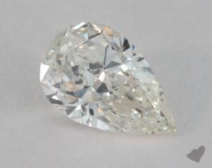pear0.80 Carat JSI2