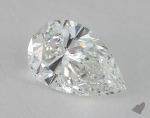 pear2.01 Carat HSI1