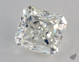 radiant0.90 Carat HVS2