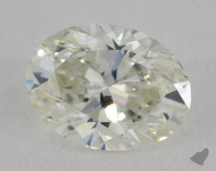 oval1.01 Carat JVS1
