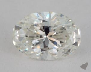 oval0.90 Carat ISI1