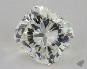 cushion3.02 Carat KVS1