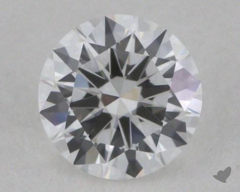 <b>0.30</b> Carat E-VS1 Good Cut Round Diamond