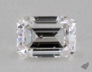 emerald0.73 Carat EI1