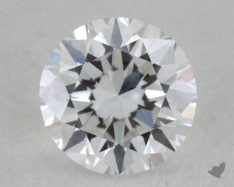 <b>0.51</b> Carat E-VVS2 Very Good Cut Round Diamond