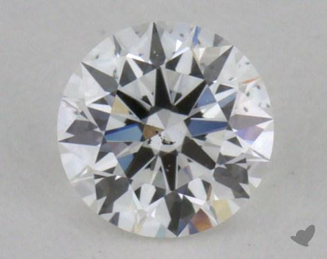 <b>0.30</b> Carat E-SI1 Excellent Cut Round Diamond