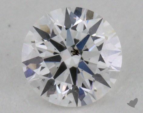 <b>0.31</b> Carat E-SI2 Excellent Cut Round Diamond