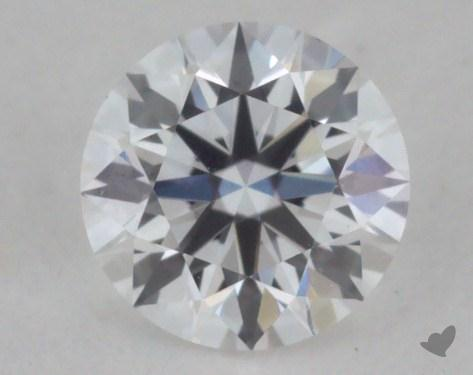 <b>0.27</b> Carat D-VVS1 Excellent Cut Round Diamond