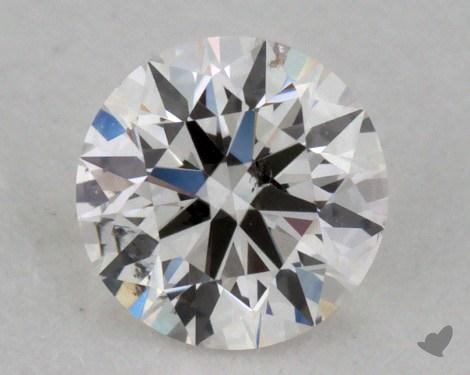 <b>0.34</b> Carat H-SI2 Excellent Cut Round Diamond