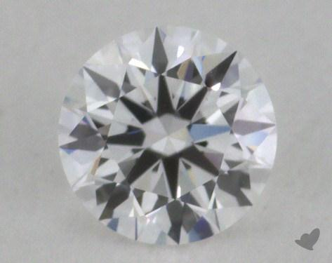 <b>0.30</b> Carat D-VVS2 Excellent Cut Round Diamond