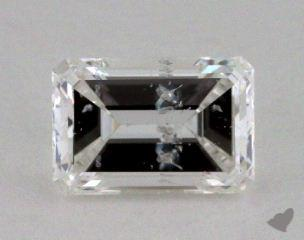 emerald0.70 Carat FI1