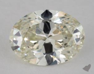 oval1.07 Carat KSI1