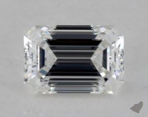 emerald0.70 Carat FVS1