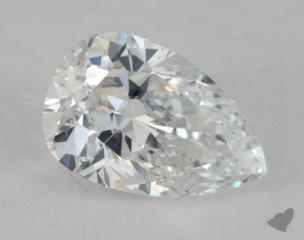 pear1.56 Carat GSI1