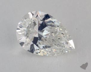 pear0.70 Carat FSI1