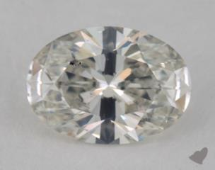 oval1.01 Carat ISI1