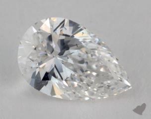 pear0.71 Carat DSI1