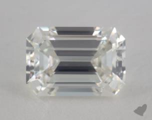 emerald0.81 Carat HVS2
